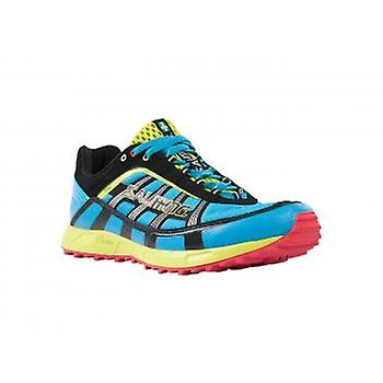 Trail T1 Trail Running Shoes Cyan/Blue Mens Size 11