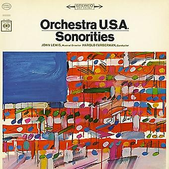 Orchestra Usa - Sonorities [CD] USA import