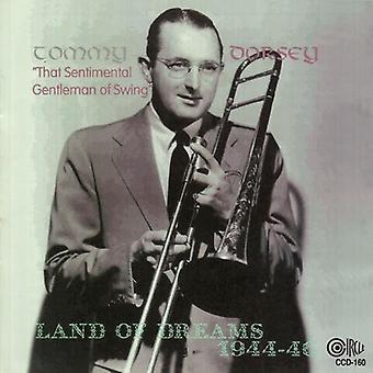Tommy Dorsey - Drømmenes Land 1944-46 [CD] USA import