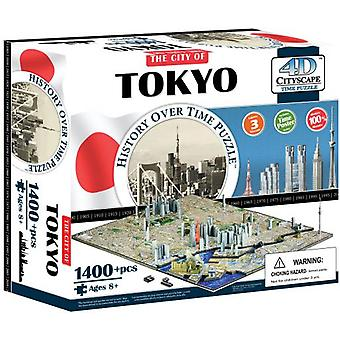 4D Cityscape Tokyo (Toys , Boardgames , Puzzles)