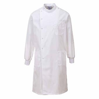 Portwest - Howie Workwear Standard-Lab - Medical-Food Prep Mantel - Texpel Finish