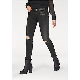 Replay jeans tube jeans Brigidot in black wash