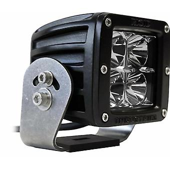 Rigid Industries 22111 Dually HD Floodlight with Black Casing