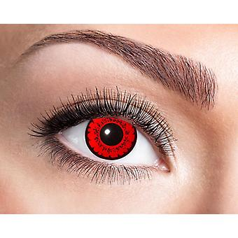 Red fever contact lens fire fever