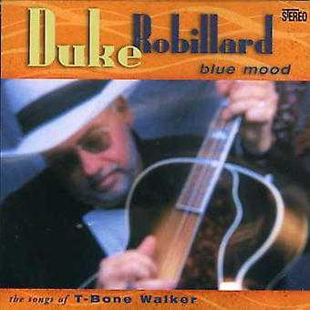 Duke Robillard - blå humør [CD] USA import