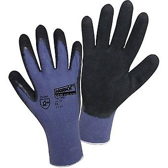 worky 14901 Fine knitted gloves ECO LATEX NITRIL made from 100% Viscose from Bambus