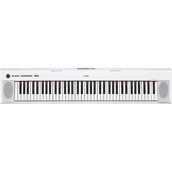 Yamaha Piaggero NP32 Electronic Keyboard - White
