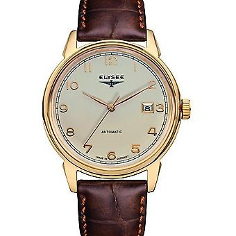 Elysee mens watch of classic vintage master automatic 80547