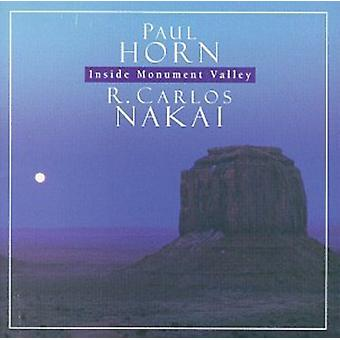 Nakai/Horn - inde i Monument Valley [CD] USA import