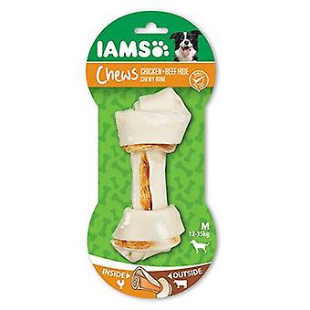 IAMS Huesos masticables pollo y ternera M 1 unid. (Dogs , Treats , Eco Products)