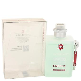 Swiss Unlimited Energy Cologne Spray By Victorinox