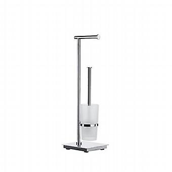 Outline Lite Freestanding Toilet Brush and Holder FK603
