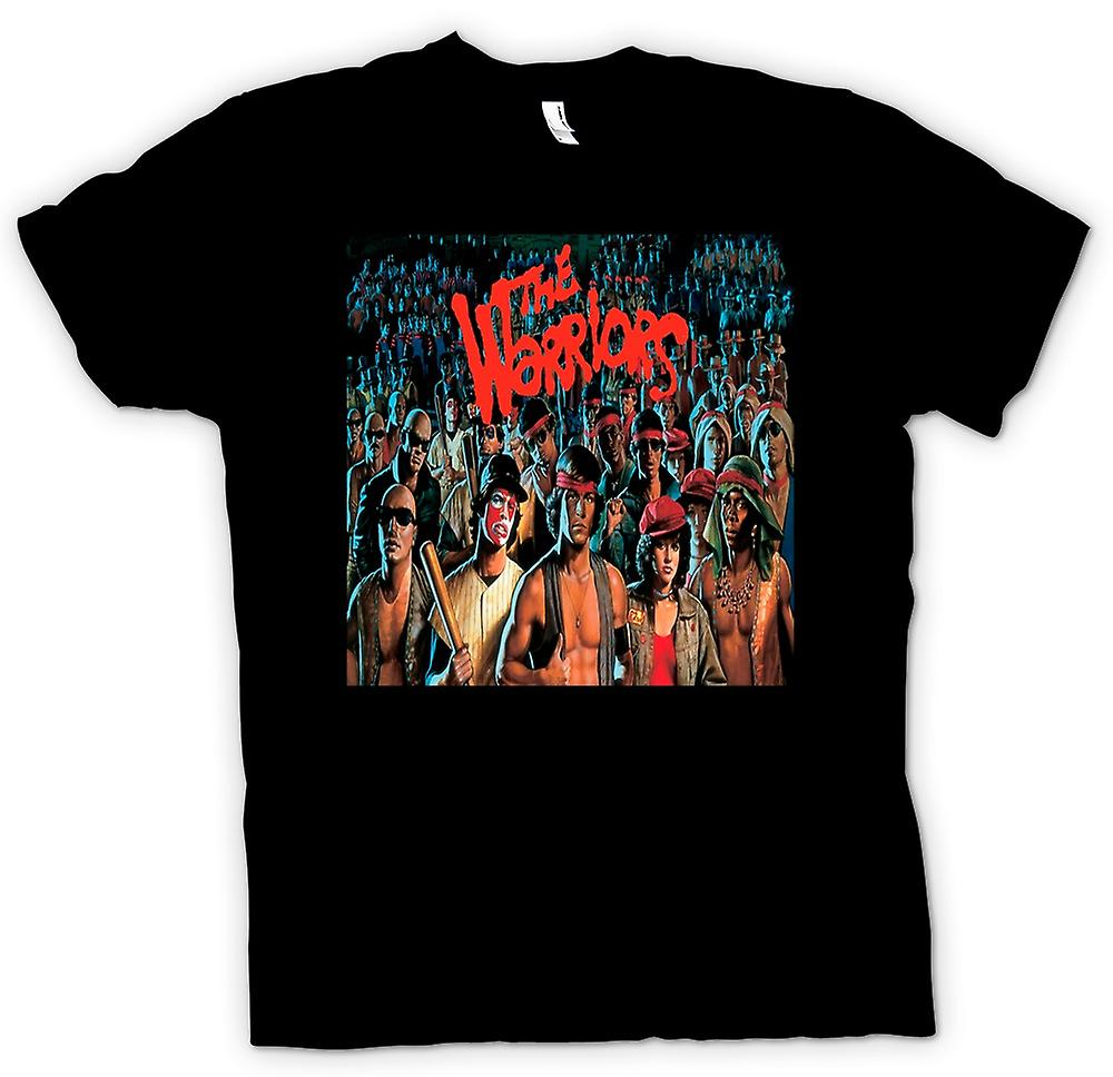 Mens t-shirt-guerrieri - Cult - bande