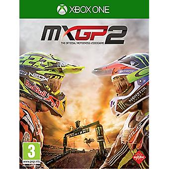 MXGP2 The Official Motocross Videogame (Xbox One)
