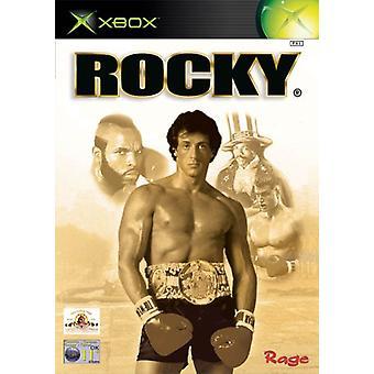 Rocky (Xbox)-fabriek verzegeld