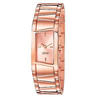 ESPRIT ladies watch bracelet watch fancy deco stainless steel Rosé ES106072003