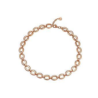 ESPRIT ladies chain stainless steel Rosé pure links ESNL13101C420