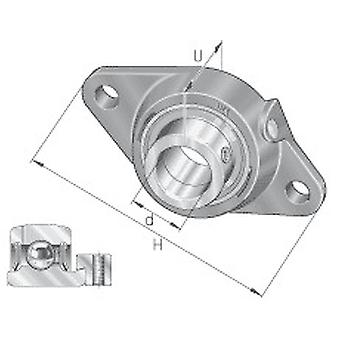INA PCFT25-XL Two Bolt Flanged Housing Unit