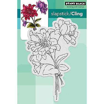 Penny Black Cling Stamps-Full Of Glee 3.1
