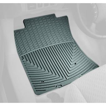 WeatherTech Trim to Fit Front Rubber Mats for Select Toyota Tacoma Models (Grey)