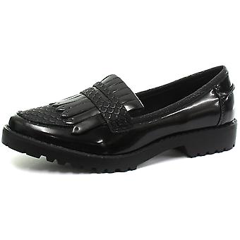 Cipriata Rosella Womens Fringe Loafers  AND COLOURS