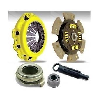 ACT ZM2-HDG6 HD Pressure Plate with Race Sprung 6-Pad Clutch Disc