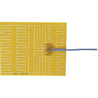 Thermo Polyester Heating foil self-adhesive 24 Vdc, 24 V AC 17 W IP rating IPX4 (L x W) 170 mm x 135 mm