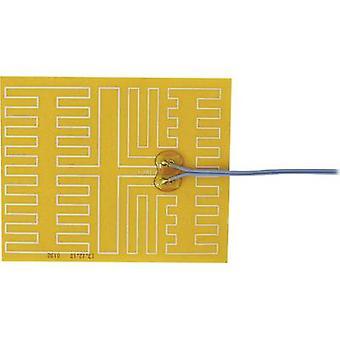Chauffage de Polyester thermo clinquant auto-adhésif 24 Vdc, 24 V AC 17 W IP notation IPX4 (L x L) 170 x 135 mm