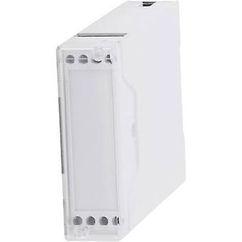 Bopla COMBINORM CN 22 AK Combo standard casing Cover (clear) 22.5 x 75 x 109.5 Acrylonitrile butadiene styrene Grey (RAL 7035) 1 pc(s)