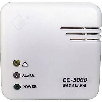 Cordes CC-3000 Gas detector mains-powered detects Butane, Methane, Propane