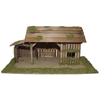 Wieg JERICHO houten Manger Nativity kerst Nativity testing