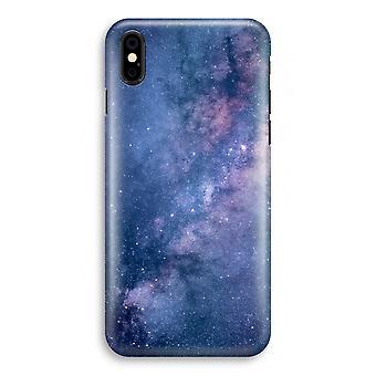 iPhone XS Full Print Case (glanset) - Nebula