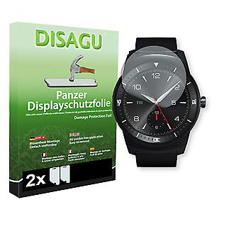 LG G watch R display - Disagu tank protector film protector