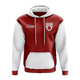 Japan Concept Country Football Hoody (Red)