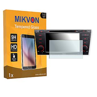 Eonon GM5151 Screen Protector - Mikvon flexible Tempered Glass 9H (Retail Package with accessories)