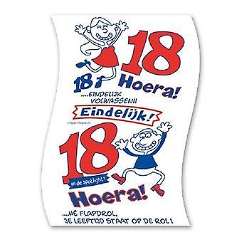 Toiletpapier 18jaar nr02