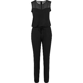 Urban Classics Damen Jumpsuit Tech Mesh Long