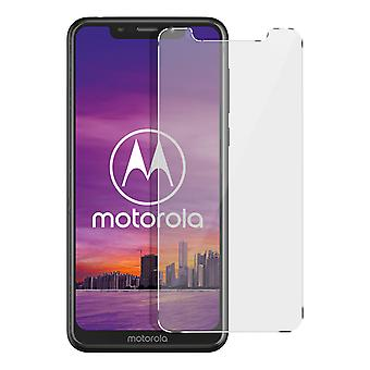 Tempered glass screen protector for Motorola One, 9H hardness