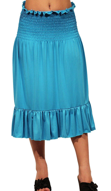 Waooh - moda - abito corto senza spalline due in un