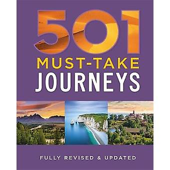 501 Must-Take Reisen von D. Brown - 9780753732540 Buch