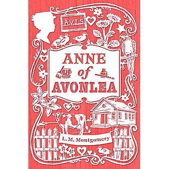أن Avonlea من ل. م. مونتغمري-كتاب 9781442490024
