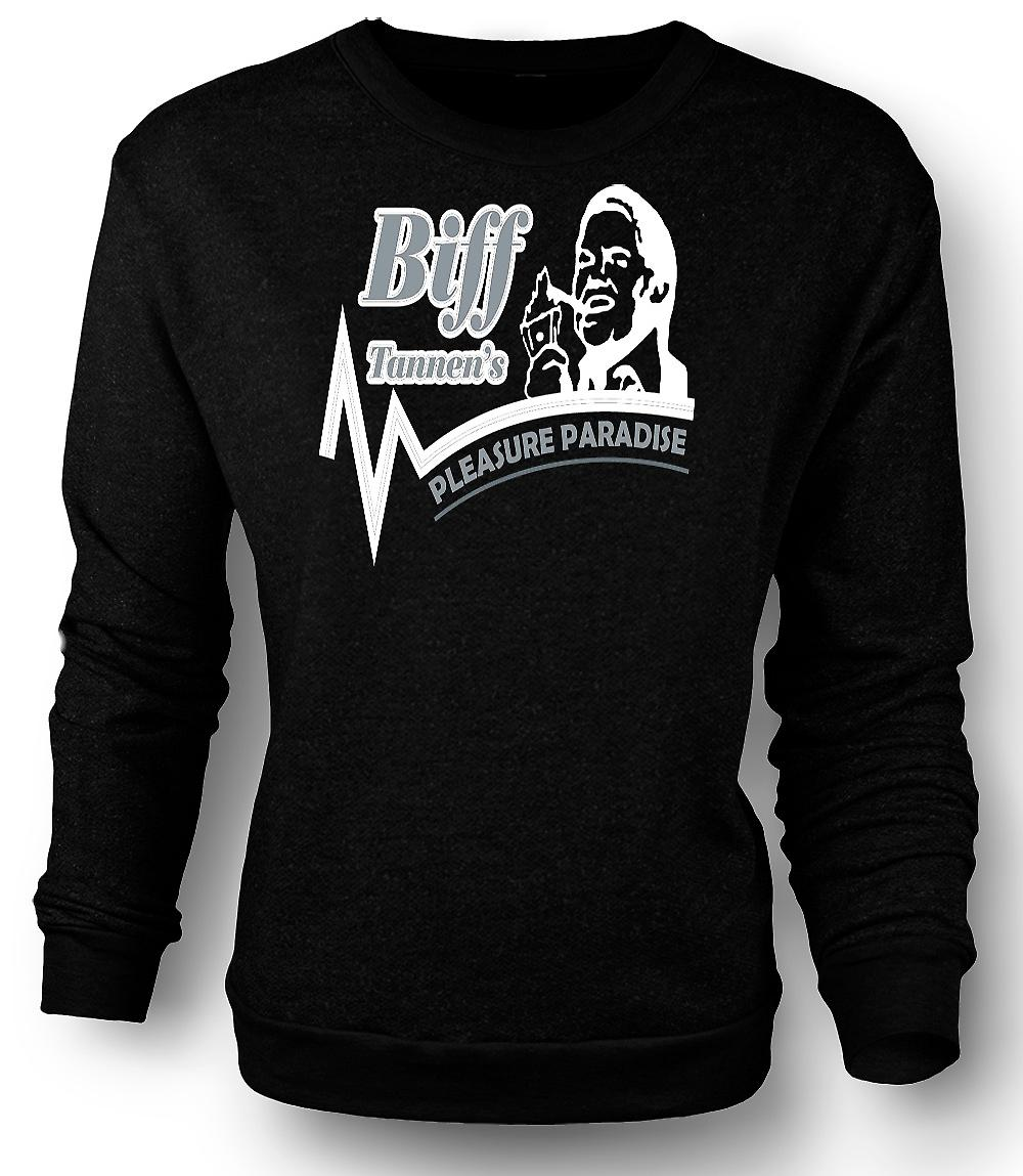 Mens Sweatshirt Back To The Future - Biff Tannen