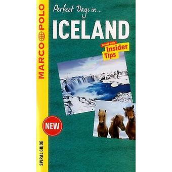 Iceland Marco Polo Spiral Guide - 9783829755313 Book