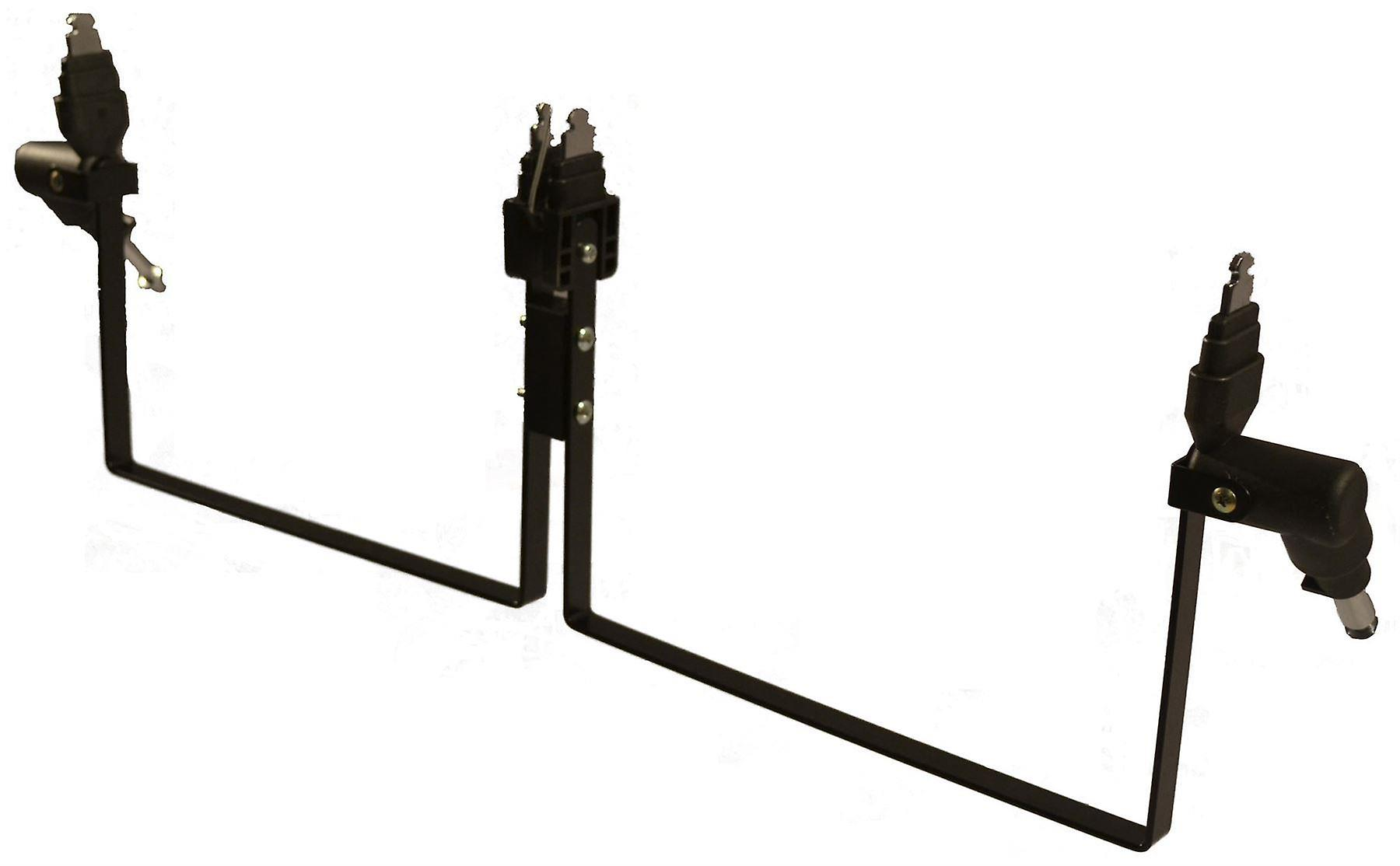 Out&n&About Double Carry Cot- Adapter 2
