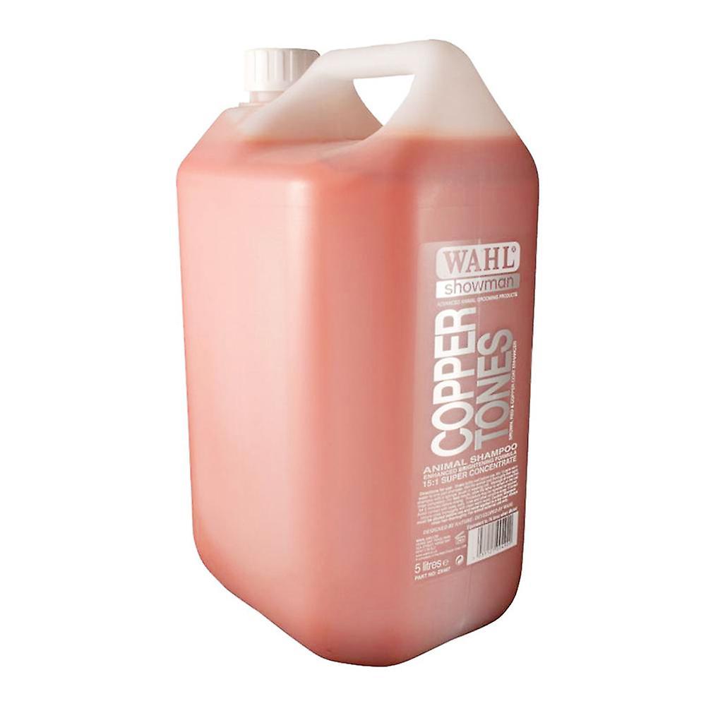 Wahl Copper Tones Shampoo 5L