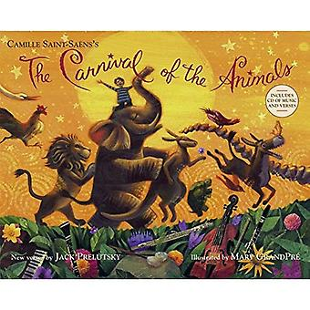 The Carnival of the Animals [With CD