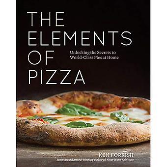Delar av Pizza: låsa upp hemligheter till världsklass pajer hemma