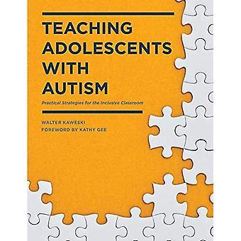 Insegnamento adolescenti con autismo: strategie pratiche per la classe inclusiva