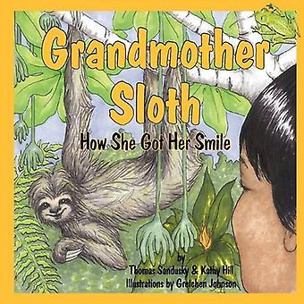 Grootmoeder luiheid, hoe ze haar glimlach