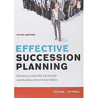 Effektive Nachfolgeplanung: Führung Kontinuität zu gewährleisten und Talentförderung von innen